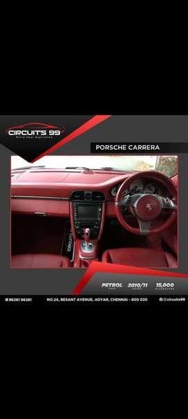 Porsche 911 Carrera, 2010, Petrol