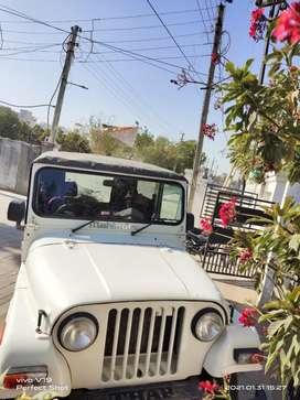 Mahindra Thar 2016 Diesel Good Condition