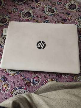 HP Laptop core I3 6th Generation