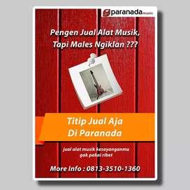 Titip Jual di Paranada Music Store!!