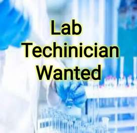 Lab Technician Wanted for Clinic.