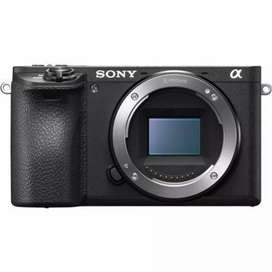 Sony Alpha A6500 Mirrorless (Body Only) Bisa kredit