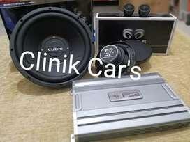Audio mobil kelas internasional**