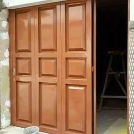 pintu garasi sleeding 'kb'