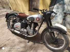 BAS motor biek model 1957 biek oriejnla
