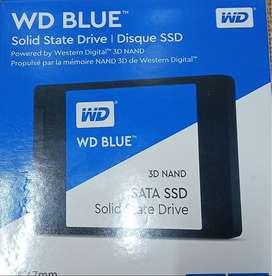 SATA 500 GB & NVMe SSD 500 GB, Kingstone DDR4 & DDR3 RAM RAM (Sealed)