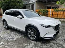 Mazda CX 9 White Istimewa Full Original Barang Mulus