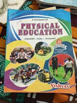 Physical education vishwas 11th