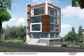 Commercial property for Rent in Nagarbhavi