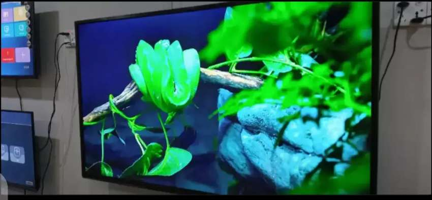 """55"""" inch smart led tv Premium UHD, Everything Happens Here 0"""
