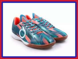 Sepatu Futsal Ortus Catalyst Therion Ocean Blue Coral White