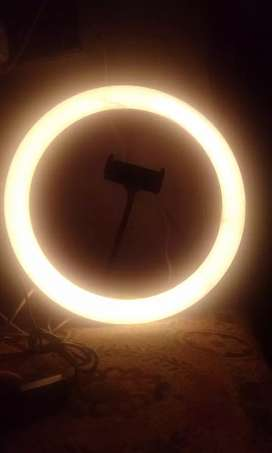 Tik tok ring light with 10 feet stand