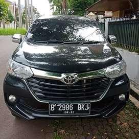 Toyota Avanza G manual 2016 Hitam
