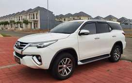 Fortuner VRZ 2.4AT 2017 km 26rb