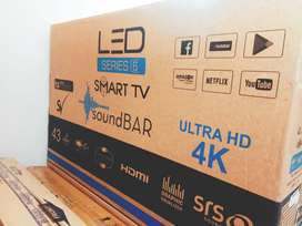 "ULTRA HD 32"" NEW SMART LED 8999 ONLY, LED STARTING 24"" FHD 5799 ONLY"