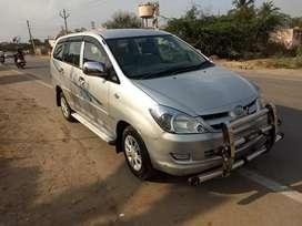 Innova G4 8 seater 2008 model