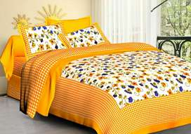 Jaipuri bedsheet at REASONABLE price