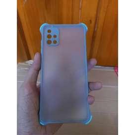 Case + Pelindung Kamera Samsung A51