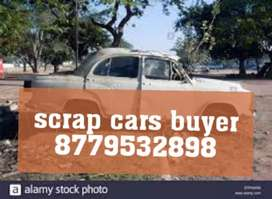 We buy scrap car's in VIRAR