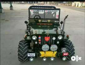 Jeep modified all teapy