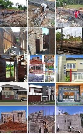 Kontraktor Pemborong Bangunan