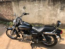 New Bajaj Avenger