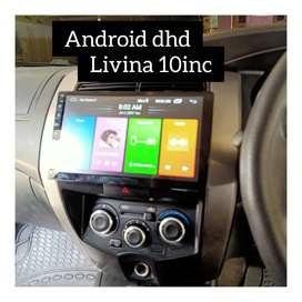 Sale audio promo//Head unit android LIvina 10inc