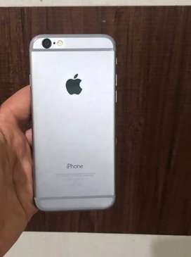 Iphone 6 32GB space grey for sale