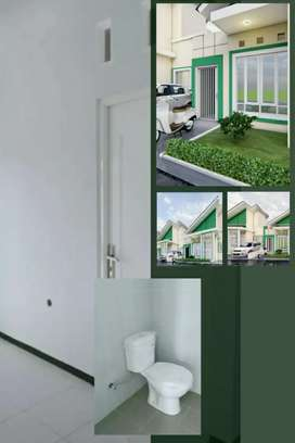 Fasilitas terbaik Security 24 jam, Rumah Syariah Ready SHM Malang