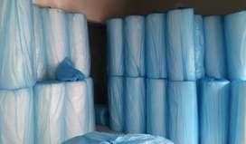 Bubble wrap plastik putih berat 2,9 kg 125cm x 50m harga partai