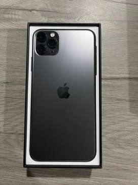 Apple iPhone 11 Pro Max 256 GB SPACE GREY