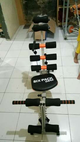 six function Alat fitnes six pack care TOTAL