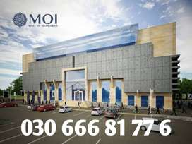 Shops for sale in Mall of Islamabad