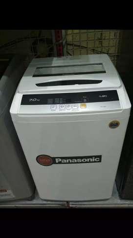 Panasonic mesin cuci 7kg otomatis