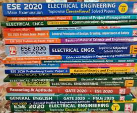 ESE 2020 complete Non Technical Books Made Easy Electrical Engineering