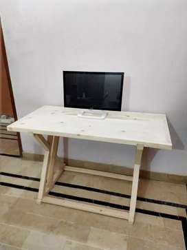 Brand New Pure Wooden Table