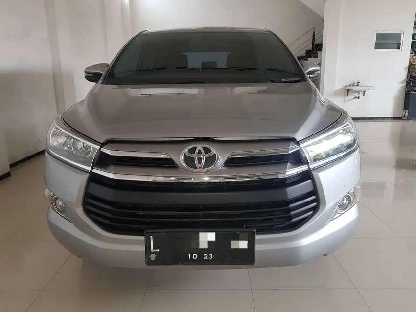 Toyota kijang innova 2.4 G Luxury AT matic 2018