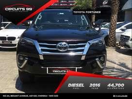 Toyota Fortuner, 2016, Diesel