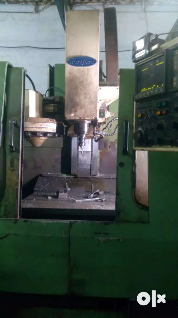 Vmc and Cnc turning machine setter and Oprater  non standard job 0