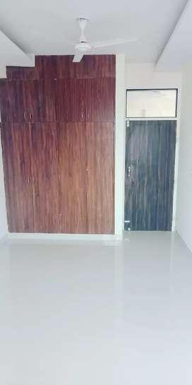 2 BHK flat semi furnished