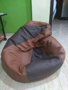 Bean bag in mint condition with beans