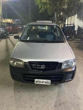 Maruti Suzuki Alto 2005-2010 Std BSII, 2008, Petrol