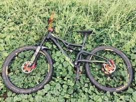 Sepeda Gunung Thrill Oust 3 2019 Full Upgrade 10 Speed