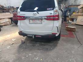Bemper Towing RHINO buat All New Rush Terios Ready stok