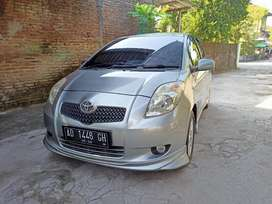 Toyota Yaris S Limited matic 2007