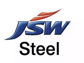 Hiring candidate for for JSW CEMENT&STEEL all overc In. WEST BENGAL.