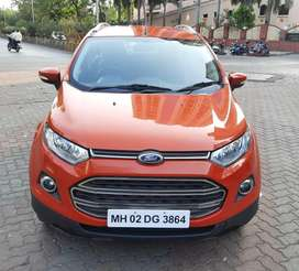 Ford Ecosport 1.5 Petrol Titanium Plus AT, 2013, Petrol
