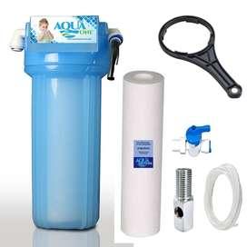 Aqua One Drinking Water Filter 10 inch 5 Micron Sediment Filter Set