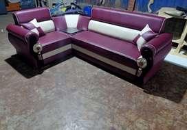 New model corner sofa