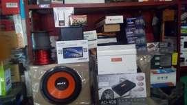 Paket Audio Mobil Complit+Psang